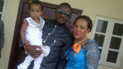 emeka and wife