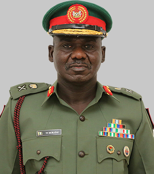Maj GenTY Buratai.fw