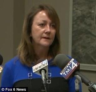 Superintendent Patricia Greco