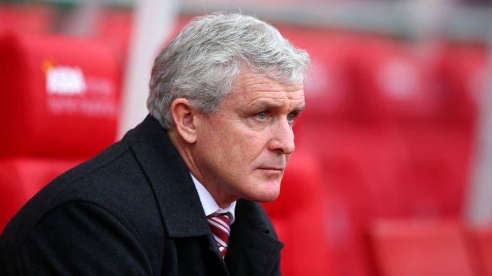 Mark Hughes' Stoke City Manager