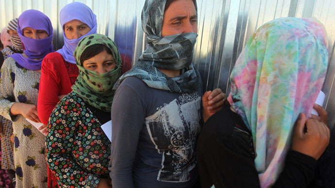 Women - Slaved by ISIS