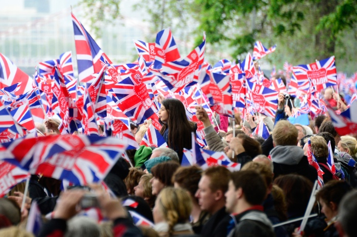 BRITAIN-ROYALS-JUBILEE-PAGEANT
