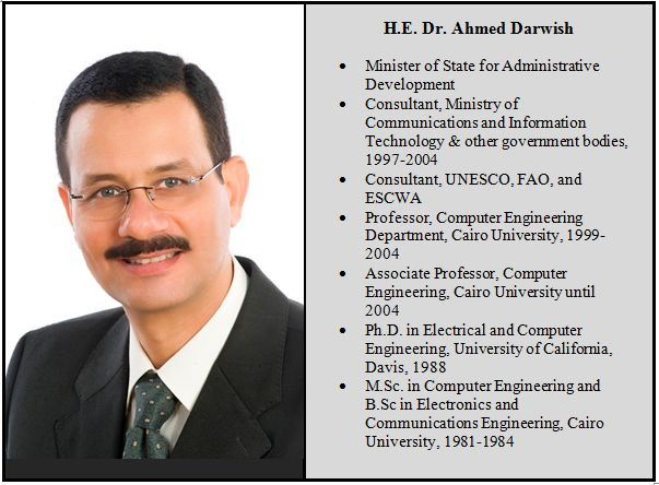 Dr Ahmed Darwish
