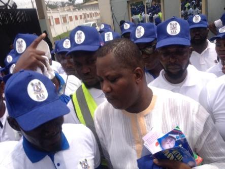Lagos Youth and Idowu
