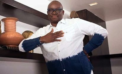 Ayo Fayose - Governor of Ekiti State
