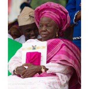 Christianah Oluleye Ambode- Governor's Mother