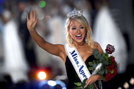 Savvy Shields - Miss America 2017