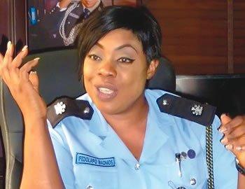 Lagos Police PRO, SP Dolapo Badmos