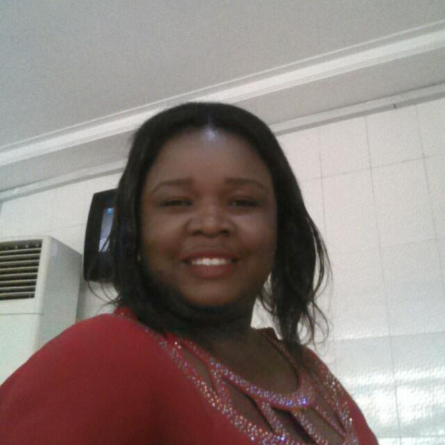 The pageant Organizer and CEO - Mrs Ogbonna Ikewelu