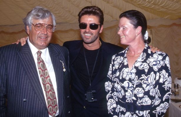 George Michael's Family - Parents, all deceased