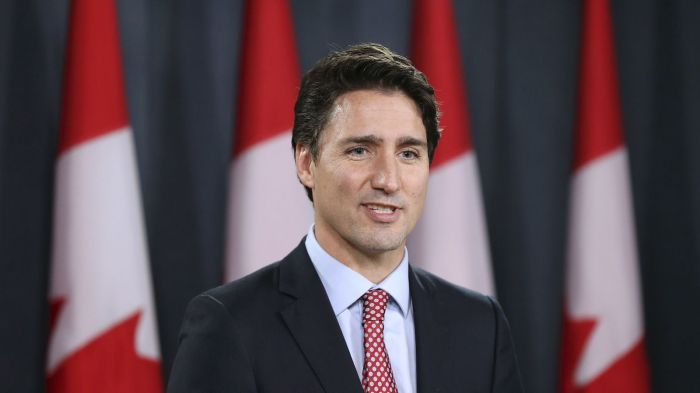 Justin Pierre James Trudeau - Canadian Prime Minister