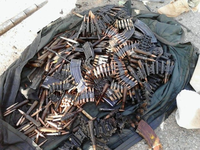 shock-as-police-officers-discover-large-caches-of-arms-hidden-in-festac-lagos